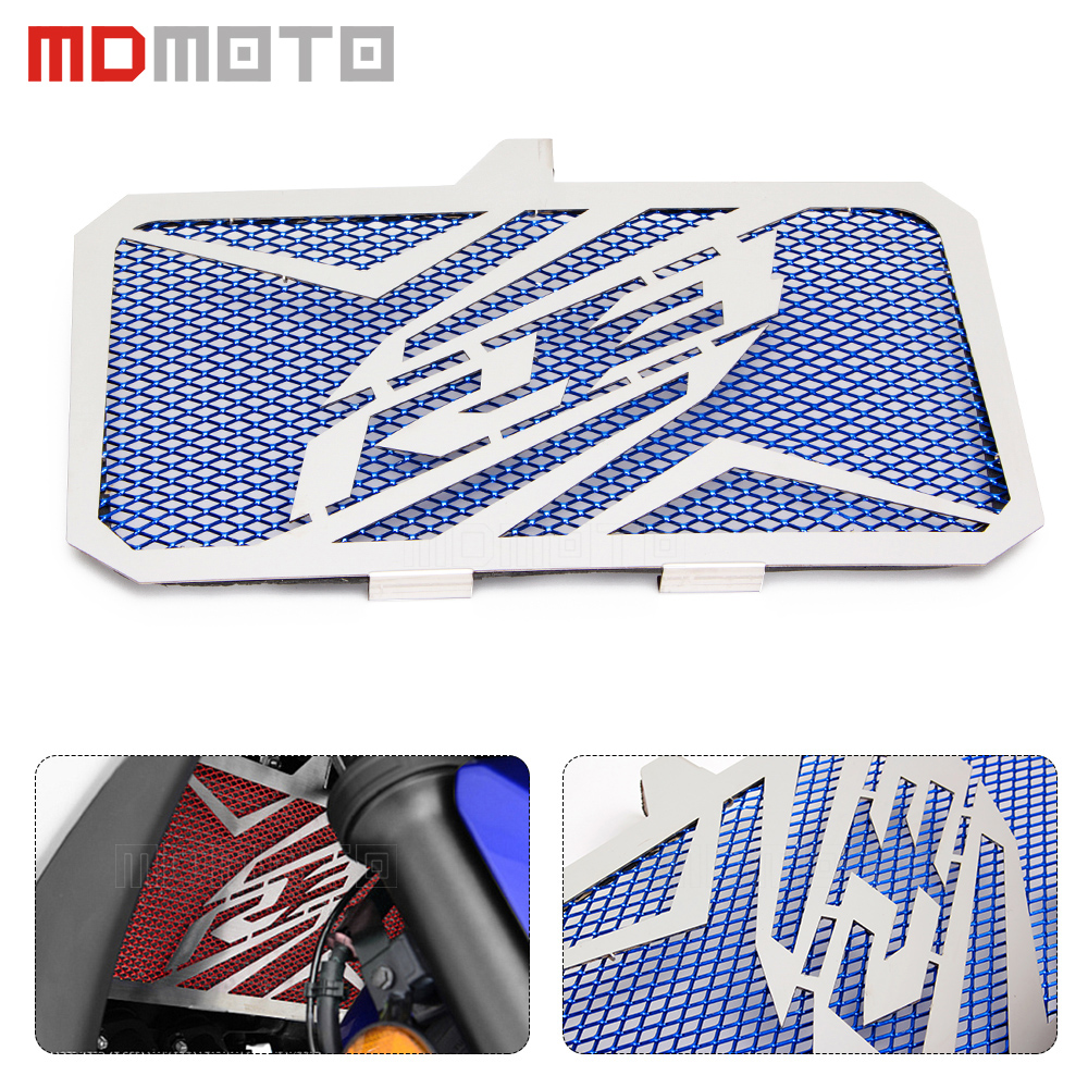 radiator protector cover Bezel Grille radiator guard for motorcycles Yamaha YZF R3 15-2017 R3 ABS 2017 engine grill guard cover