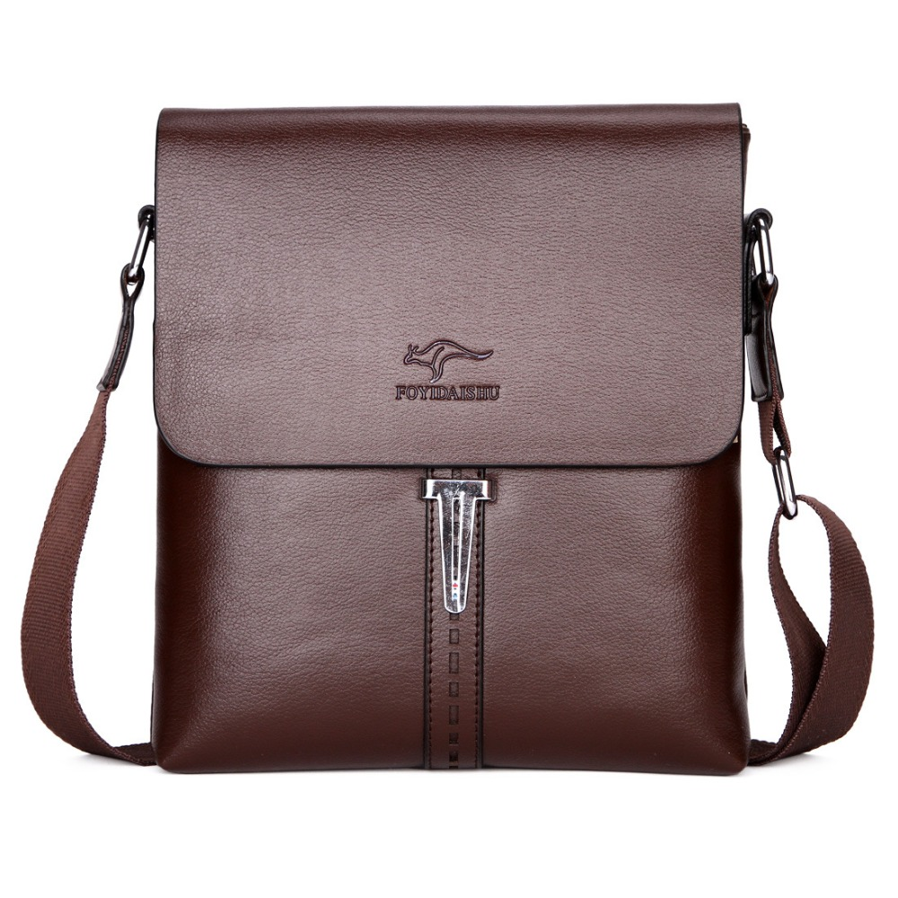 Real Leather Shoulder Soft Ladies Gents Cross Body Bag Vintage Brown New