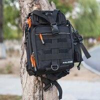 Runature Waterproof Sports Bag Outdoor Backpack Camping Travel Bag Military Backpack Tactical Bag One Shoulder Sling Chest Bag