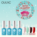 Gel Nail Polish Original Oulac Factory High Quality Nial Gel Nail Polish UV Gel Colors