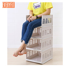 Stronger Upgraded version Layered shelves Drawer sorting  Christmas/New Year decorations storage drawer clothes storage box