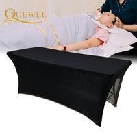 Eyelash Grafting Special Bed Sheet Curved Bottom Bed Sheet Eyelashes Rectangular Beauty Comfortable Fabrics European Style