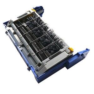 Image 5 - אביזרי ניקוי אבק ראש תיבת ראשי מברשת מסגרת עמיד רכיבים נייד הרכבה עבור IRobot Roomba 600 סדרה