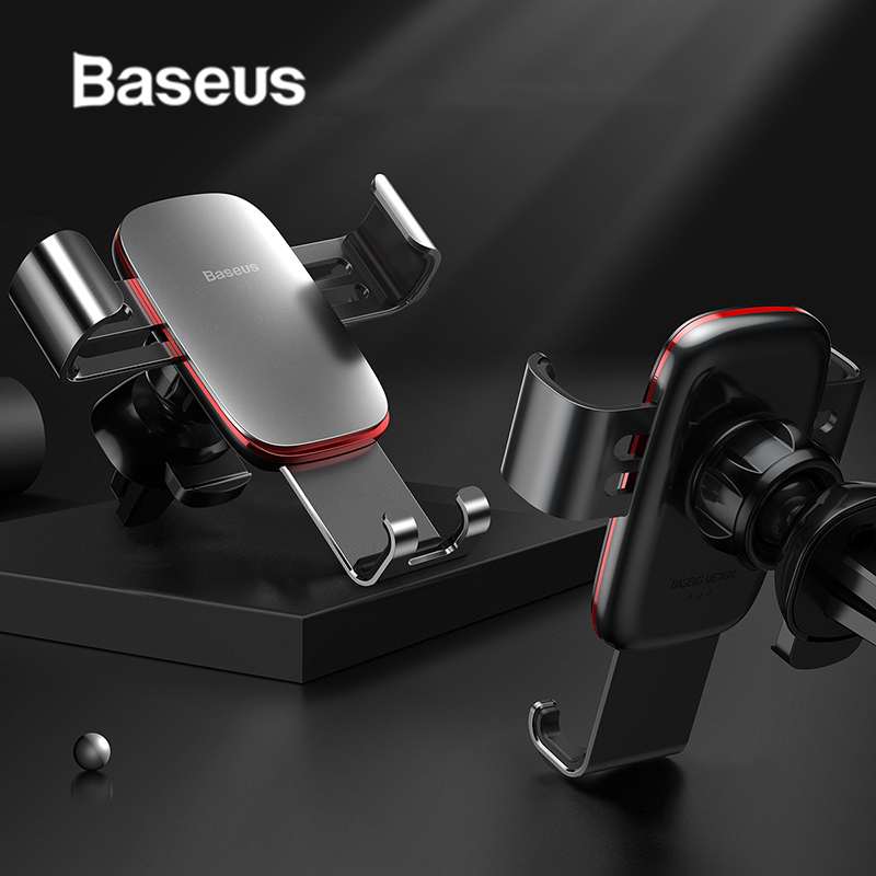 Baseus Car Phone Holder Gravity Stand Mobile Support Universal Phone Mount Holder Stand for iPhone Driving Safety No MagneticBaseus Car Phone Holder Gravity Stand Mobile Support Universal Phone Mount Holder Stand for iPhone Driving Safety No Magnetic