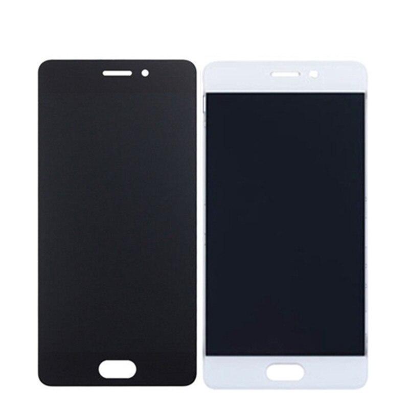Для Meizu Pro 7 ЖК дисплей Дисплей Сенсорный экран Digitizer Ассамблеи Запчасти для авто для Meizu M792 M792H мобильного телефона ЖК дисплей 5,2