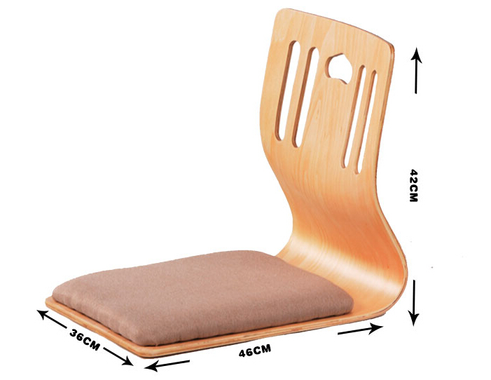 (4pcs/lot) Luxury Modern Dining Room Furniture Zaisu Chair For Japanese  Korean Restaurant Dining Chair Upholstered Seat Pad In Dining Chairs From  Furniture ...
