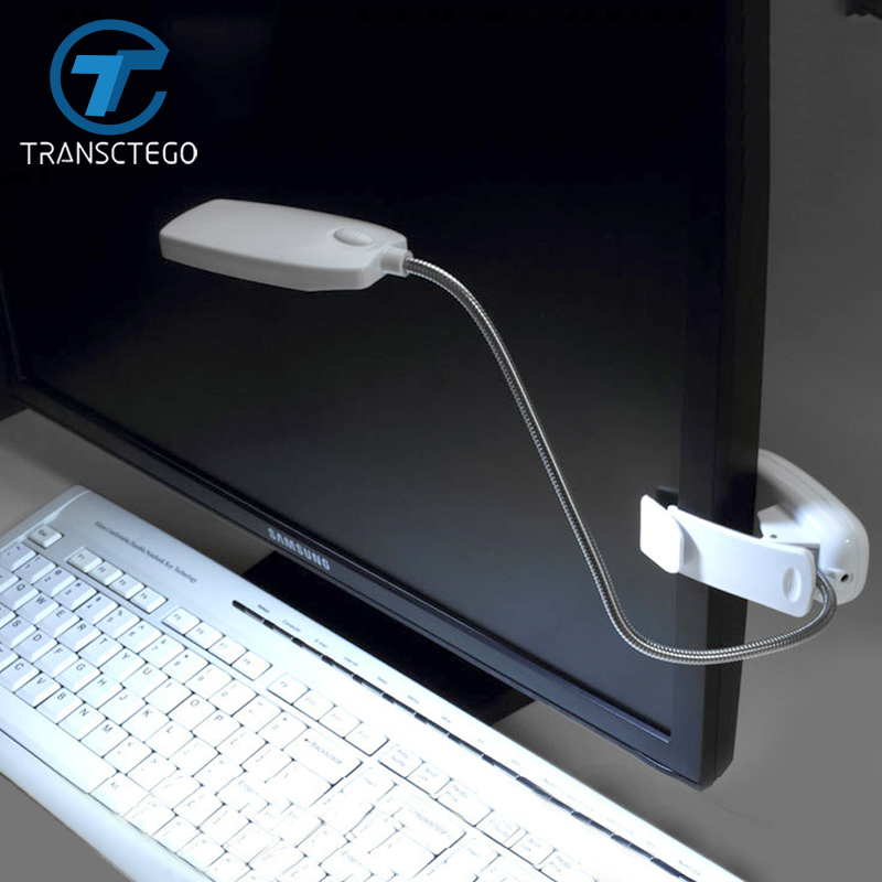 Best Computer For Desk Lamp : Led clip lamp mini bedside simple aaa pcs battery