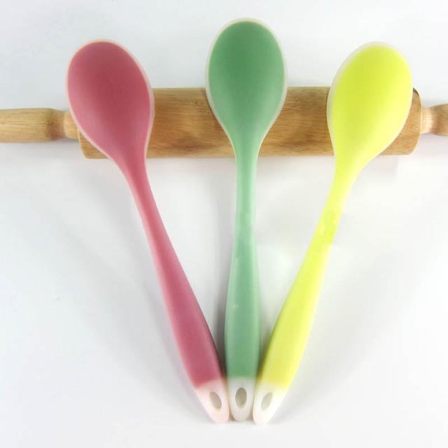 High grade Silicone Mixing Spoon