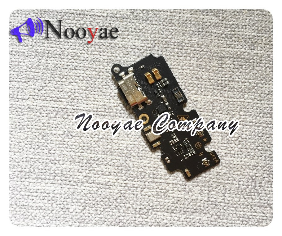 For Vodafone Smart X9 Vfd820 820 USB Dock Charger Charging Port Connect Flex Cable Microphone With IC +tracking