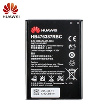 HUAWEI HB476387RBC Genuine Battery For Huawei Honor 3X Pro G750 B199 3000mAh Phone