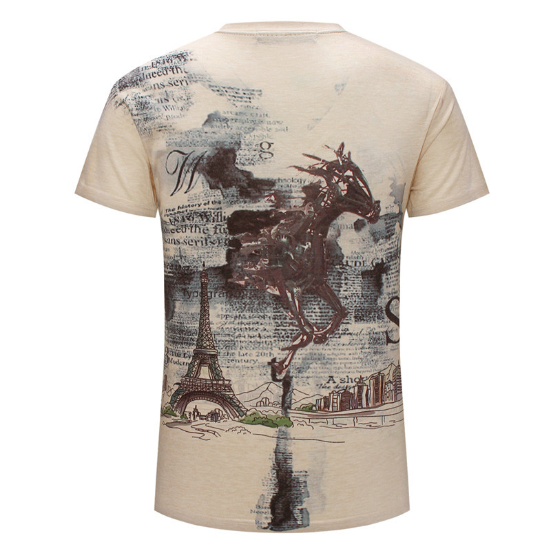 Direct ship 2015 new design top fashion models vintage horse brand ...