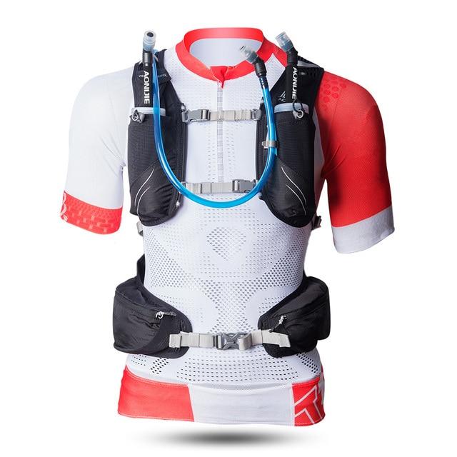 AONIJIE C930 15L Vest Running Backpack Rucksack Bag 2L Water Bladder 3