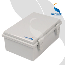 170*250*100mm  ABS Waterproof  Connection Box  with Plastic Draw Latches / Hinge Type  Enclosure SP-MG-172510