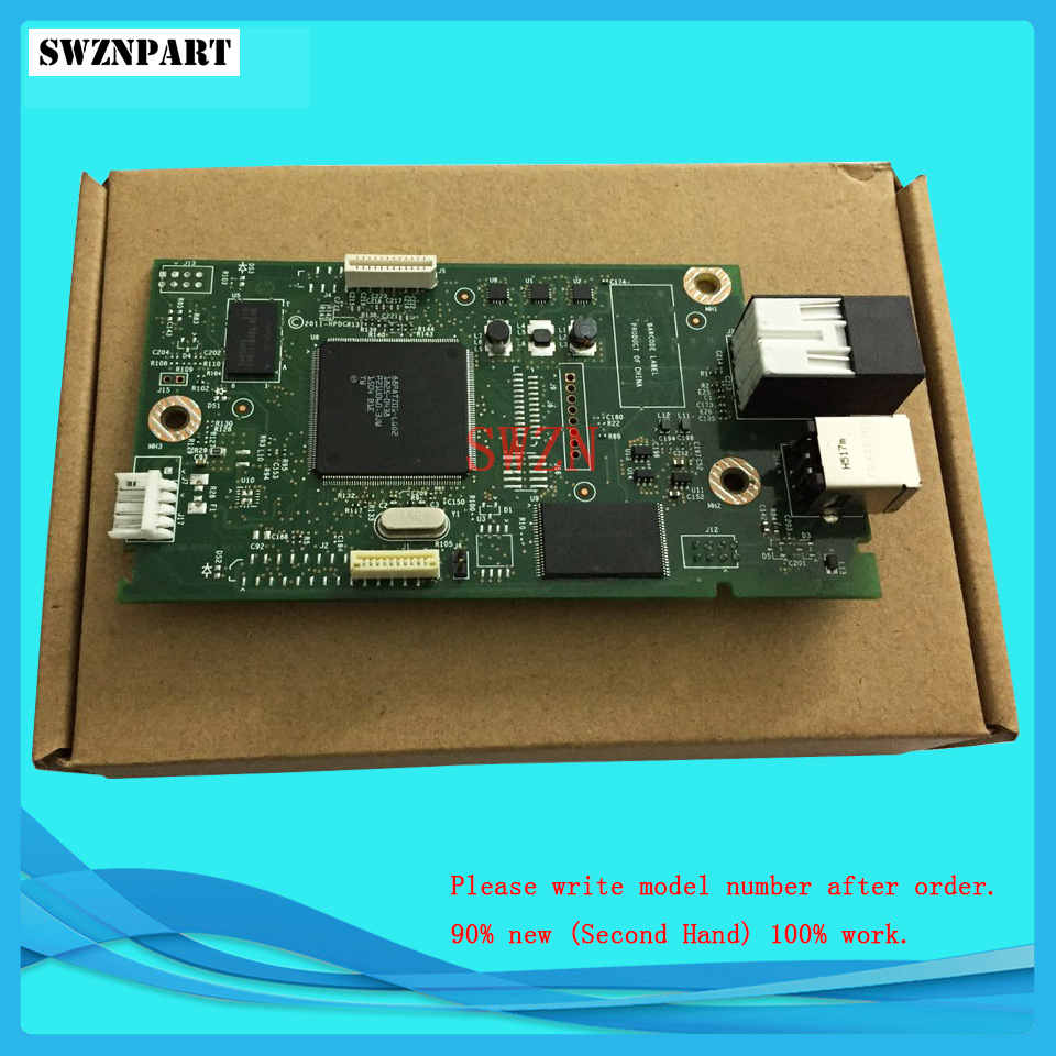 FORMATTER PCA ASSY Formatter Board logic Main Board MainBoard mother board for HP M201 M201n M201dn M201dw CZ229-60001 industrial equipment board pca 6114p10 b rev b1