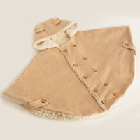 2018 New Baby Cloak High Quality Warnth Baby Coat Baby Winter Snowsuit Boy Clothes Kids Bat clothes For Childern Coat