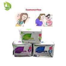 2 paquetes de toallas sanitarias de anión, toallas sanitarias de oxígeno activo, almohadilla menstrual negativa productos de higiene femenina