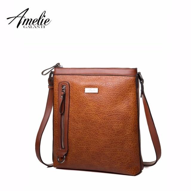 AMELIE GALANTI Women's bag Shoulder & Crossbody Bags Medium size Designed for tall people