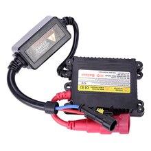 1Pcs 35W DC Xenon ignition unit block H1 H3 H7 H8 H11 9005 9006 HID Ballast Car Headlight Xenon Electronic Ballasts