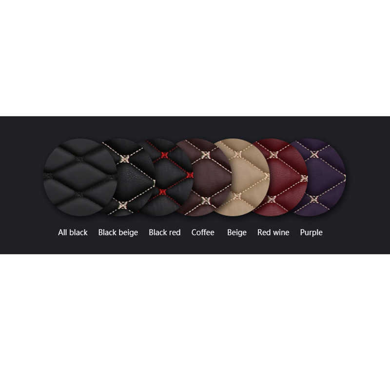 Tapis Flash Logo tapis de sol de voiture pour ZOTYE 2008 5008 T200 T600 Z100 Z200 Z300 Z500 tapis de voiture accessoires auto tapis personnalisé