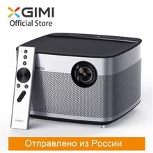 XGIMI H1 смарт-проектор DLP 900 ANSI люмен 3 ГБ 16 ГБ 1080 P светодиодный 300 «Android Wi-Fi Bluetooth ТВ Screenless дома Театр 2 К/4 К