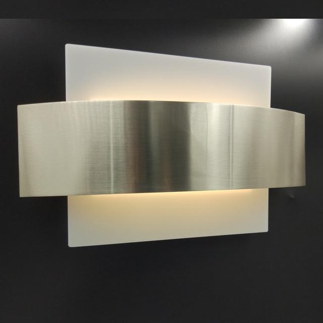 US $103.4 6% di SCONTO|LED lampada da parete Applique luci per bagno cucina  Moderna montaggio a parete lampada cabinet apparecchio di illuminazione a  ...