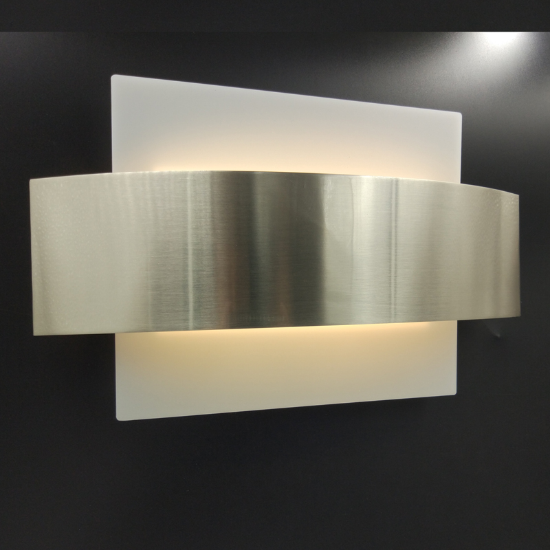 LED wall lamp Sconces lights for bathroom kitchen Modern wall mount lamp cabinet wall lighting fixture LED 2*3W Guaranteed 100% modern lamp trophy wall lamp wall lamp bed lighting bedside wall lamp
