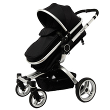 stroller high landscape can sit lie four bidirectional shock deck bb baby child trolley free delivery