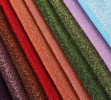 Блестящая ткань металлик полиэстер вечерние украшения блестящая ткань 1 м/лот