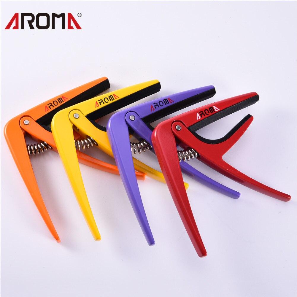 Incինկ կիթառի կապո հոլովակ AROMA AC-01 Plying-up - Երաժշտական գործիքներ - Լուսանկար 2
