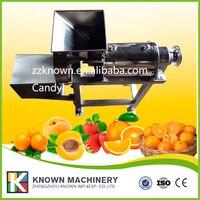 1,5 тонн Винт соковыжималка/фруктовый сок линия производства промышленная соковыжималка машины