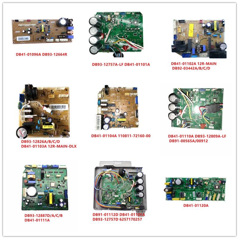 DB41-01096A/-01101A/-01102A/-01103A-01104A/DB41-01110A/DB41-01111A/DB41-01101A/DB41-01120A Used Good Working