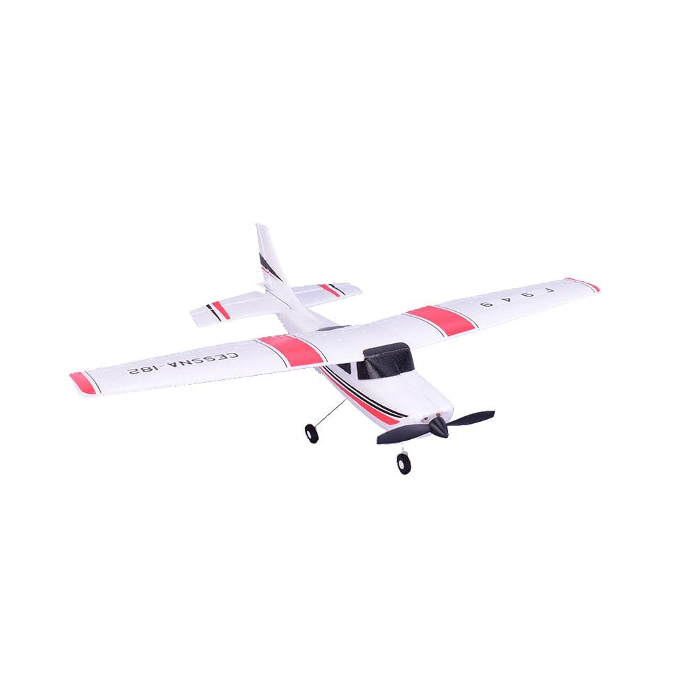 WLtoys F949 CESSNA 182 2.4G 3CH RC RTF avion Radio télécommande avion avion à voilure fixe jouets d'extérieur Drone-in Avions télécommandés from Jeux et loisirs    3