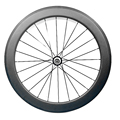 700c 50/60 мм задние колеса 23 мм трубчатые Углеродные колеса 21 (G3) 24 powerway R36 прямые тянущиеся 700c Углеродные шоссейные велосипедные колеса