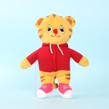 20Cm Cartoons Daniel Tiger 'S Neighborhood Pluche Katerina Kittycat Vriend Daniel Tiger Kitty Pluche Pop Speelgoed Kinderen Verjaardag(China)