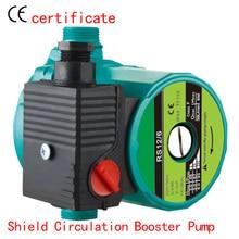 CE утвержден щит циркуляционный насос подкачки RS12-6, под давлением с промышленного оборудования, кондиционер, солнечный, теплой водой