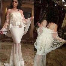 XGGandXRR In Tank Mermaid Prom Dress 2018 Evening Dress