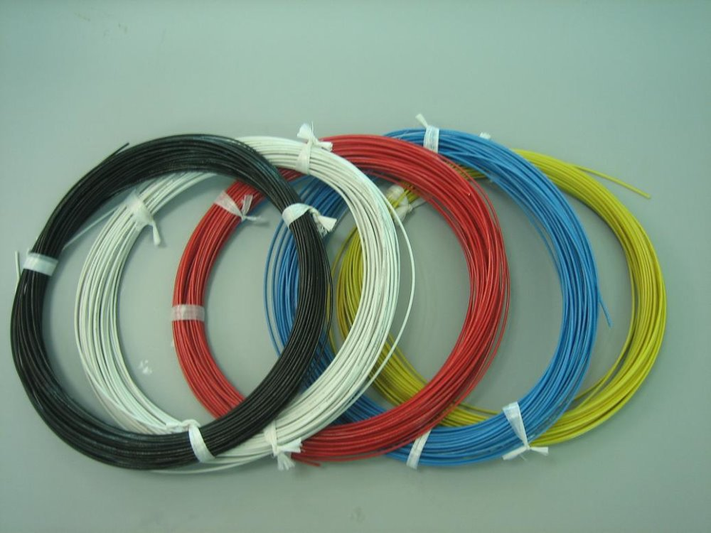 UL 3135 1 meter Jede Farbe Hohe Qualität 22 # Gauge 22AWG ...
