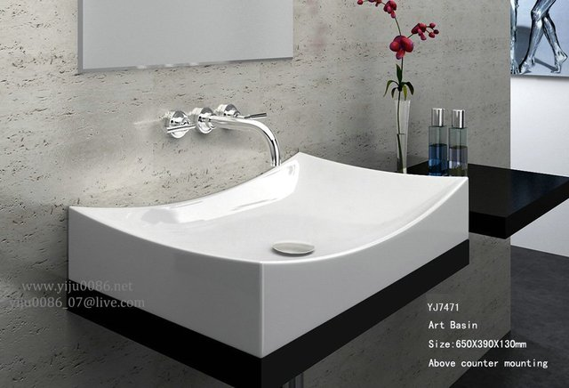 Basin/Modern Design Sanitary Ware Basin Bathroom Basin