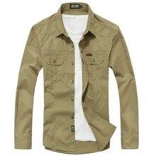 Freies verschiffen Größe M-3XL hochwertigen sommermänner uniform stil männer Casual langärmeliges hemd freizeithemd 70hfx
