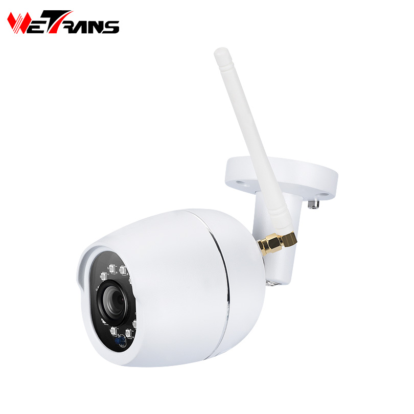 Wetrans CCTV Camera System 720P HD Kit Wireless Security IP Camera Waterproof Cloud Storage Surveillance NVR