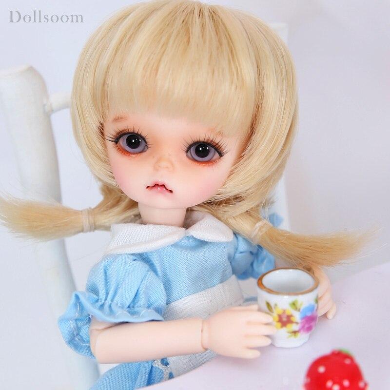 Anne imda 1 7 bjd sd doll 1 8 body model baby girls boys doll High