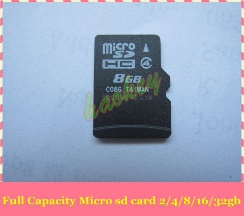 New! Free Shipping 2GB 4GB 8GB 16GB 32GB memory card micro sd card 5pcs/lot