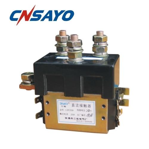 CZWT200A/48V dc contactor new lp2k series contactor lp2k06015 lp2k06015md lp2 k06015md 220v dc