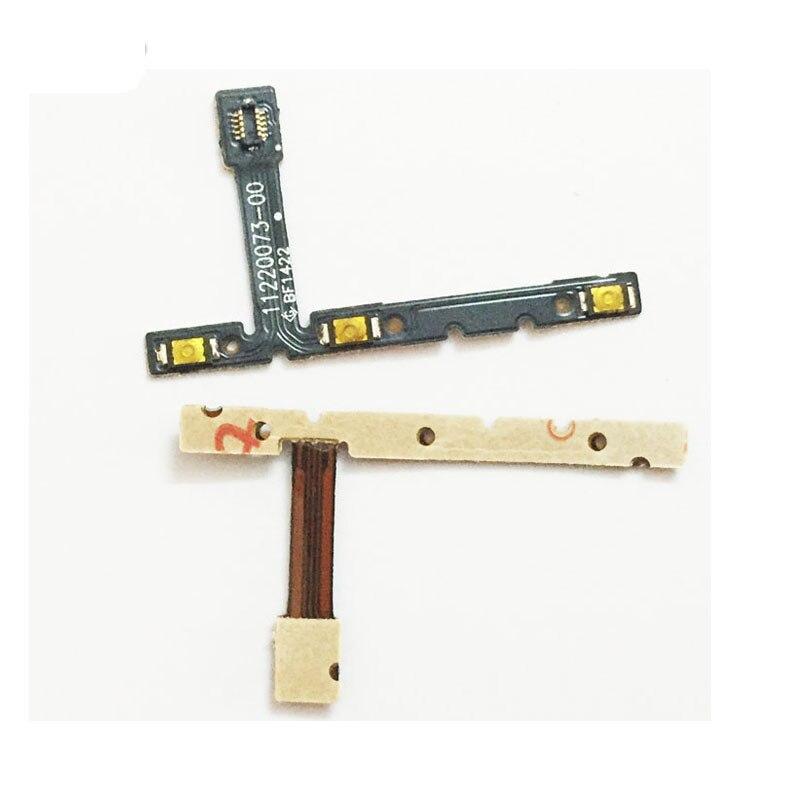 Original New Side Power Volume Button Key Flex Cable For Nokia XL RM-1030 RM-1042 High Quality