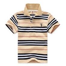 Рубашка для мальчиков 2-7yrs Polo Shirts