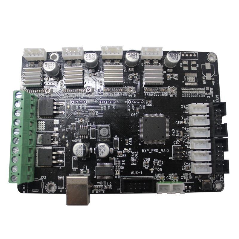 JGAurora A-3 3D Printer Parts and Accessories Mother Board Main Controller Board ReRap Prusa i3 i4 plus цена