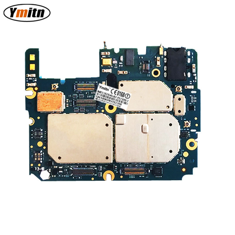 Ymitn Unlocked Main Board Mainboard Motherboard With Chips Circuits Flex Cable For <font><b>Xiaomi</b></font> Mi 5S <font><b>MI5S</b></font> M5S image