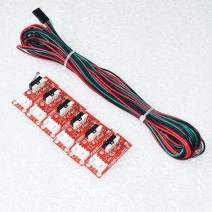 Image 3 - CNC 3D Drucker Kit für Arduino Mega 2560 R3 + RAMPS 1,4 Controller + LCD 12864 + 6 Begrenzung Schalter endstop + 5 A4988 Stepper Fahrer