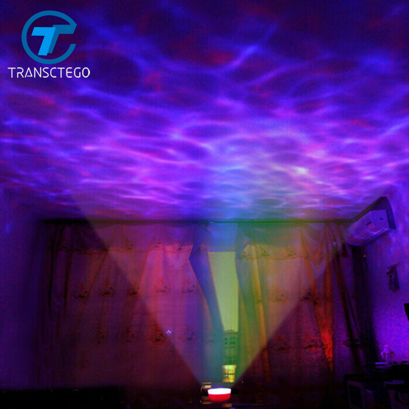 TRANSCTEGO Master Wave Projection Light Star Projector Romantic Birthday Gift Mother-in-law Parents Close Friend