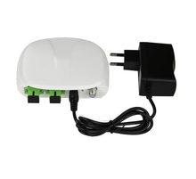 Buy Fiber Optical FTTH optical receiver SC/APC-SC/APC with WDM and AGC Mini Node Indoor Optical Receiver and Optical Transeiver directly from merchant!